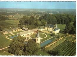 Courcival Vue Aérienne Le Château - Non Classés