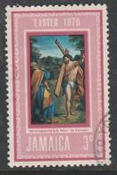 Jamaica 1970 Easter 3 P Multicoloured SW 307 O Used - Jamaica (1962-...)