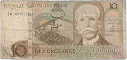Brasil - Brazil 10 Cruzados 1986 Pk 209 A Ref 3013-2 - Brasilien