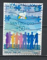 °°° ITALIA 2018 - SANT'EGIDIO °°° - 2011-...: Usati