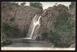 South Africa 1904. Waterfall, Stirkfontein (sic) = Sterkfontein. A Sallo Epstein Postcard. - Sud Africa