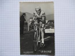 Cyclisme Photo Miroir Sprint Andre Le Dissez - Radsport