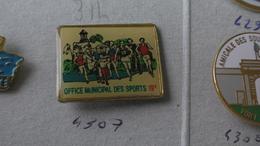 PARIS 19 OFFICE MUNICIPAL DES SPORTS COURSE A PIED - Athlétisme