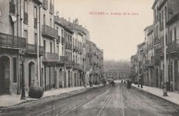 34/ Beziers  - Avenue De La Gare - - Beziers