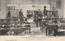 34/ Beziers  - Paroisse De L'immaculée Conception - Cité Paroissiale - Interieur De La Classe - Beziers