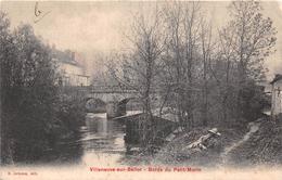 ¤¤   -   VILLENEUVE-sur-BELLOT   -  Bords Du Petit-Morin    -   ¤¤ - France