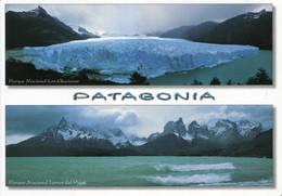 Lote PEP1269, Chile, Postal, Postcard, Patagonia, Mountain, Glaciar Perito Moreno, Paine - Chile