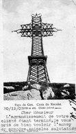 01 - Pays De Gex Croix Du Reculet  Rare Et Unique Sur Delcampe ( Un Angle Plié) 1903 - Francia