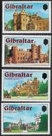 Gibraltar SG400-403 1978 25th Anniversary Of Coronation Set 4v Unmounted Mint [39/31992/2D] - Gibraltar
