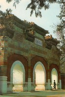 Chine - HSIANGSHAN - Temple Of The Sleeping Buddha - Timbre - Par Avion - Chine