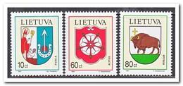 Litouwen 1994, Postfris MNH, City Coat Of Arms - Litouwen