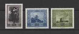 LIECHTENSTEIN.  YT  N° 288/290  Neuf **  1954 - Liechtenstein