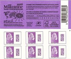 Carnet Yseult Yz   Une Marianne Pour L'international     Carré Noir - Carnets