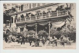 MAUBOURGUET - HAUTES PYRENEES - GRAND CAFE MODESTE - DEVANTURE MAGASIN - Maubourguet