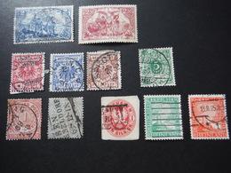 Deutsches Reich X 11 - Norddeutscher Postbezirk - Preussen - Rheinland - Deutschland