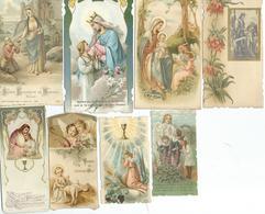 LOT DE 20 Images Pieuses - Toutes Avant 1940 - Images Religieuses