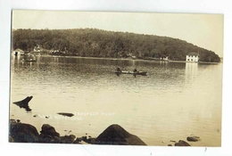 CPA USA Postcard Photo - Lake Hopatcong  Prospect Point - Harris Pittston & Arlington - Etats-Unis