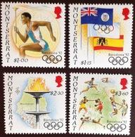 Montserrat 1992 Olympic Games MNH - Montserrat