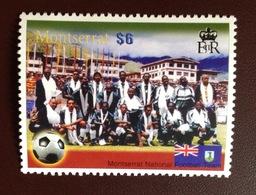 Montserrat 2004 Football FIFA Centenary MNH - Montserrat
