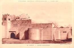 ALGERIE Encade Sud Algérien (Charles Montaland  Arch)  Exposition Coloniale Internationale Paris 1931 - Algérie