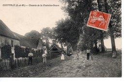COUPVRAY : Chemein De La Fontaine Douce - France
