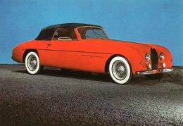 AUTOMOBILES : BUGATTI Cabriolet Décapotable 2+2 Places Type 101  1951 - 8 Cylindres - 3300 Cm3 - Voitures De Tourisme