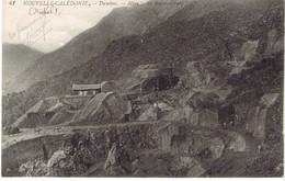 Nouvelle Caledonie Lot De Deux Cartes 1919 - Nouvelle-Calédonie