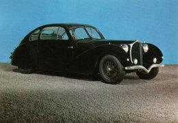 AUTOMOBILES : BUGATTI Coupé 2+2 Places Type 64  1938, 8 Cylindres - 4500 Cm3 - Voitures De Tourisme