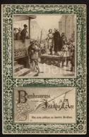 CPA / Postcard / Jeanne D'Arc / Bienheureuse Jeanne D'Arc / 1913 - Femmes Célèbres
