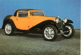 AUTOMOBILES : BUGATTI Faux Cabriolet Grand Sport Biplace Type 55  1931, 8 Cylindres - 2300 Cm3 - Voitures De Tourisme