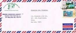 31705. Carta Aerea,  SAN JUAN (Trinidad Y Tobago)  1970. Comercial Western Hemisphere Agencies - Trinité & Tobago (1962-...)