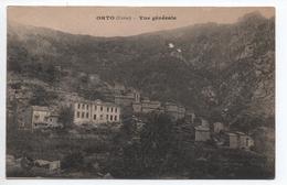 ORTO (CORSE DU SUD) - VUE GENERALE - France