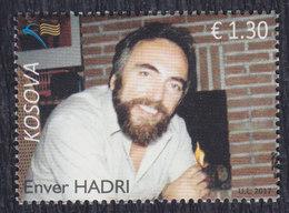 Kosovo 2017 Enver Hadri, MNH (**) Michel 382 - Kosovo