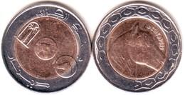 Algerie - Pièce De 100.00 DA  2018/1439 - Cheval- Horse(FDC Rouleaux De Banque). - Algérie