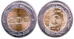 Algerie - Pièce Commémorative De 200.00 DA  2017/1438 - (FDC Rouleaux De Banque). - Algérie