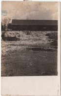To Identify Real Photo Véritable - (?) Kingsey Falls Danville Area - Stock House - Simple Back VG Condition - 2 Scans - Postcards