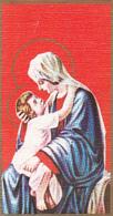76987- BABY JESUS, VIRGIN MARY, CHRISTIANITY, RELIGION - Vergine Maria E Madonne