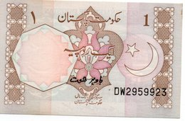 PAKISTAN=N/D   1  RUPEE    P-27   UNC - Pakistan