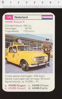 Voiture Automobile ANWB Renault 4 IM126/41 - Alte Papiere