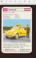 Voiture Automobile OAMTC Coccinelle VW 1200  IM126/41 - Vieux Papiers