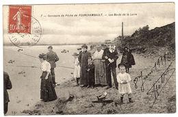 FOURCHAMBAULT (58) - Concours De Pêche De Fourchambault - Les Bords De La Loire - Ed. Jaillant Et Hanut, Fourchambault - Autres Communes