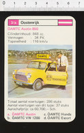 Voiture Automobile OAMTC Austin 850 IM126/41 - Vieux Papiers