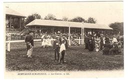 MORTAGNE AU PERCHE (61) - MORTAGNE SUR HUISNE - Les Courses - Ed. LL. - Mortagne Au Perche