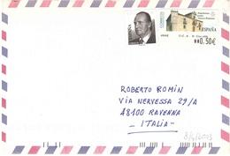 LETTERA X ITALY - 1931-Oggi: 2. Rep. - ... Juan Carlos I
