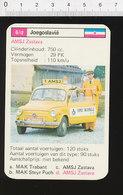 Voiture Automobile AMSJ Zastava 750 CC  IM126/41 - Vieux Papiers