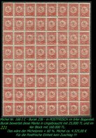 TURKEY ,EARLY OTTOMAN SPECIALIZED FOR SPECIALIST, SEE...aus Mi. Nr. 166 I C Im 64er Bogenteil  -RRR- - 1858-1921 Ottoman Empire