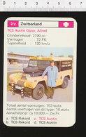 Voiture Automobile TCS Austin Gipsy Allrad   IM126/41 - Vieux Papiers
