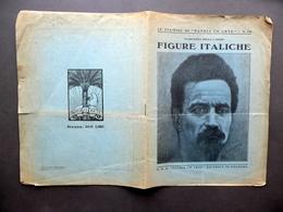 Figure Italiche Num. 18 Maddalena Bolla Caruso Patria Ed Arte Bologna Anni '30 - Vecchi Documenti