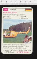 Hélicoptère ADAC MBB Bo 105  IM126/41 - Vieux Papiers