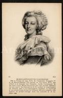 Postcard / CP / Postkaart / ROYALTY / France / Marie-Antoinette D'Autriche / Reine De France / Unused - Femmes Célèbres